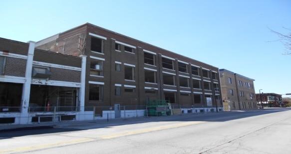Historic Construction Renovation